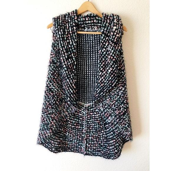 Dor Dor Couture Jackets & Blazers - Dor Dor couture multicolored knit vest